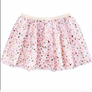 Confetti skirt